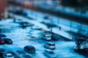 tilt shift photography 30 Teknik fotografi yang membuat objeknya seperti miniatur